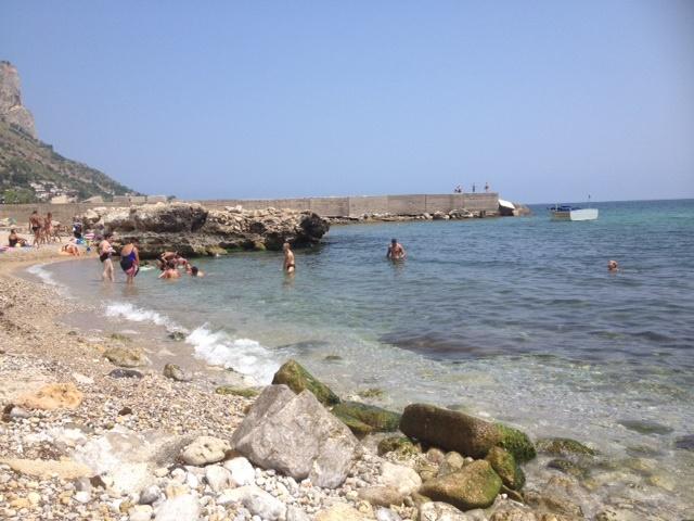 Palermo beach