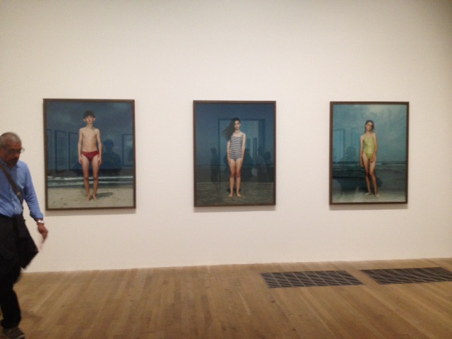 Photography exhibition at the Tate Modern