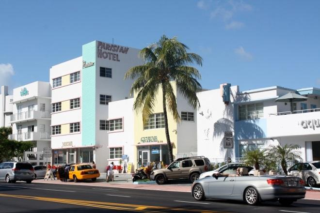 Miami art deco buildings
