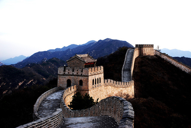 The Great Wall of China. Photo by Marianna Natale.