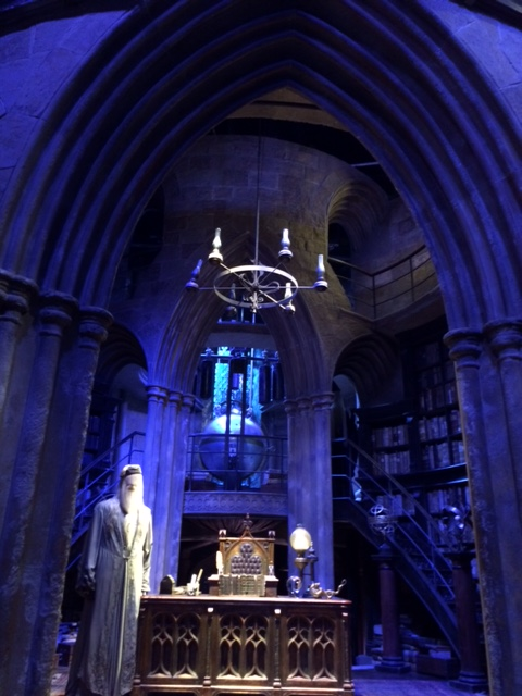 Dumbledor's office