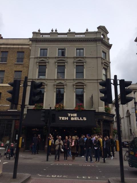 The Ten Bells pub