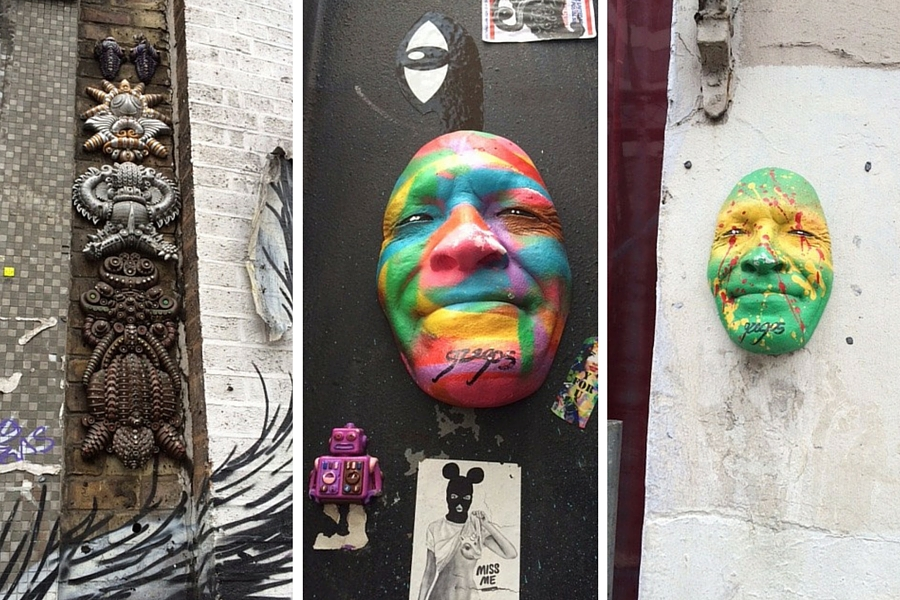 Exploring London's street art scene