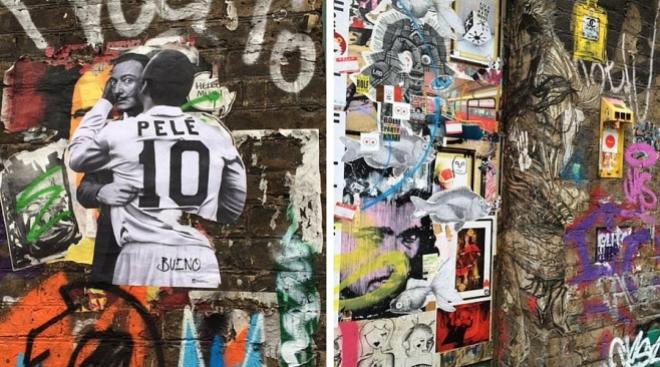 Blackall street art