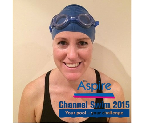 Kirsty's Aspire Channel Swim